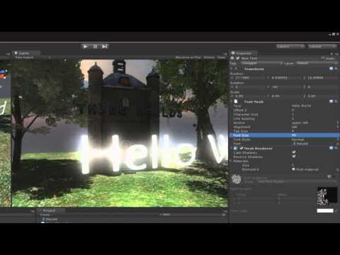 preview-Unity 3D Tutorials - Create a Cool 3D Main Menu (TechzoneTV)