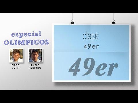 Especial Olímpicos: Diego Botin y Pablo Turrado (49er)
