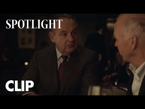 Spotlight (Clip 'Look the Other Way')