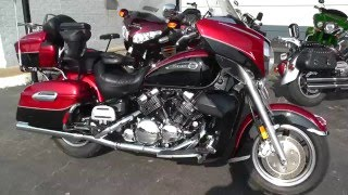 9. 015026 - 2009 Yamaha Royal Star Venture XVZ13TFYRC - Used Motorcycle For Sale