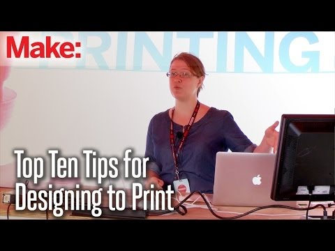 ten - Desktop 3D printers are powerful tools for designers and hobbyists, but these machines present a unique set of design challenges. Kacie Hultgren, more common...
