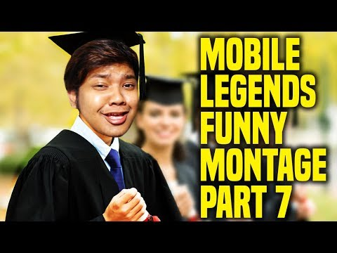 MOBILE LEGENDS FUNNY MONTAGE PART 7