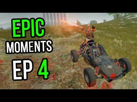 PUBG: Epic & Lucky Moments Ep. 4