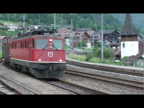 "► A Day With The SBB Ae 6/6 ""11426 Stadt Zürich"" *** [03.06.11]"