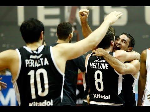 ¡Gigante Olimpia Kings ante Flamengo!