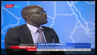 NewsCenter: This is why CJ Maraga will give the cartels a chance to affect the Kenyan Judiciary