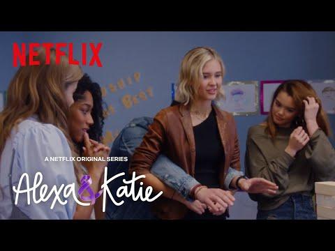 Not Your Arms Challenge | Alexa & Katie | Netflix Futures