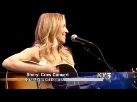 ky3news - Sheryl Crow performed a special benefit concert for Drew Lewis, a Springfield man fighting colon cancer. The proceeds from the concert will go towards Lewis'...