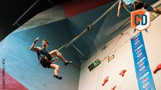 Can A Speed Climber Win The Olympics? | Climbing Daily Ep.1028 by EpicTV Climbing Daily