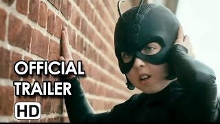 Antboy Official Trailer #1 (2013) - Danish Superhero HD