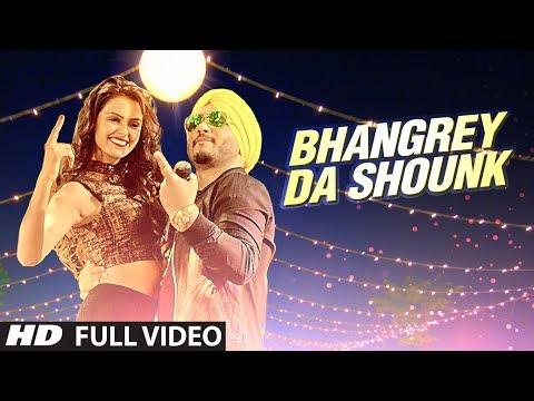 Bhangrey Da Shounk Songs mp3 download and Lyrics