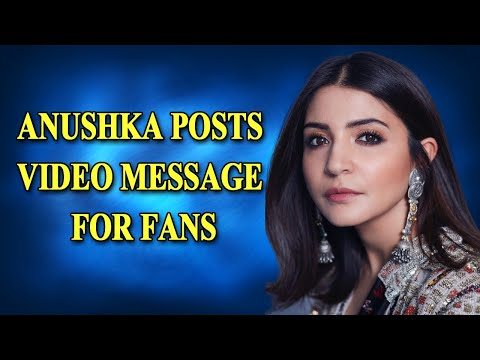 Anushka Sharma reveals why she did not celebrate her birthday this year