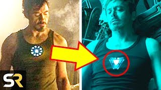 Video 8 Small Details In Marvel Movies That Hint At Avengers: Endgame MP3, 3GP, MP4, WEBM, AVI, FLV Maret 2019