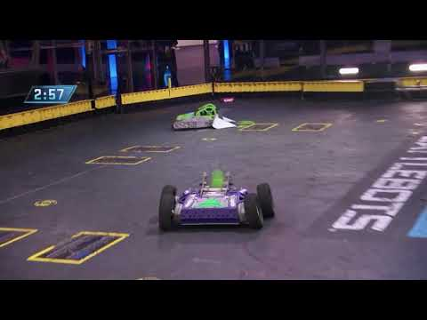 Battlebots Season 5 Episode 5: LOCK JAW VS BIG DILL