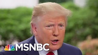 Video The Secret To Debunking President Donald Trump's Bluffs | The Beat With Ari Melber | MSNBC MP3, 3GP, MP4, WEBM, AVI, FLV Juni 2019