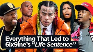Video Everything That Led to 6ix9ine's Possible Life Sentence MP3, 3GP, MP4, WEBM, AVI, FLV Januari 2019