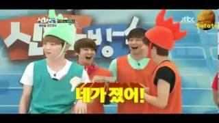 SHINee Taemin&Key Talk With Chicken Language