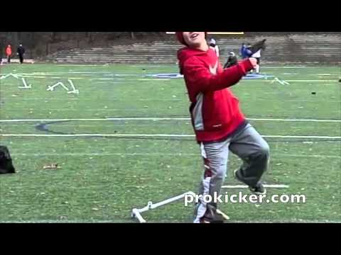 Ryan Arrington, Kicker Punter, Prokicker.com
