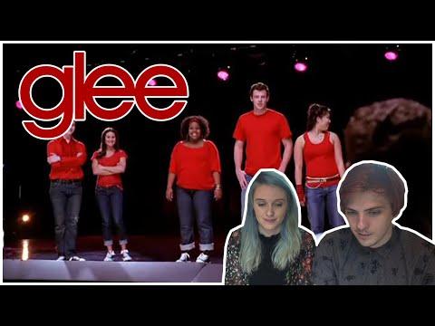 Glee - Season 1 Episode 1 (REACTION) 1x01 Pilot