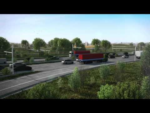 eHighway: Как устроена трасса для грузовиков-троллейбусов - Центр транспортных стратегий