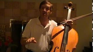 Spiccatto for Cello (Tutorial)