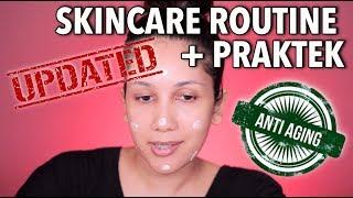 Video UPDATED SKINCARE ROUTINE + PRAKTEK | Anti-Aging | suhaysalim MP3, 3GP, MP4, WEBM, AVI, FLV Juli 2019