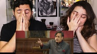 Video Dr Shashi Tharoor MP - Britain Does Owe Reparations REACTION MP3, 3GP, MP4, WEBM, AVI, FLV Desember 2018
