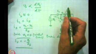 Mod-07 Lec-40 Frequency Response Of An Intigration