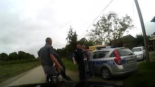 Ojciec przyjeżdża po dziecko do patologii i zostaje pobity. Policja nie reaguje!