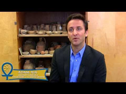 Ask an Archaeologist: Adam Aja – Harvard Semitic Museum