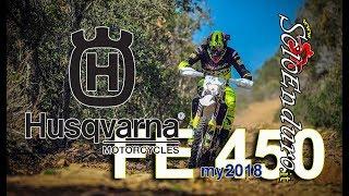 4. Husqvarna FE450 my 2018