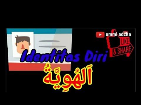Animasi : Identitas diri bahasa arab