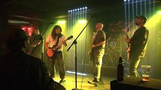 Video EUTHANASIA - Shořel jsi v jejím těle (Live at Barrák, Ostrava 24