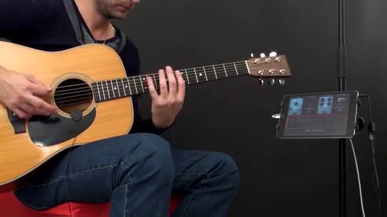 iRig Acoustic – Acoustic guitars (steel string)