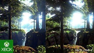 Comparazione Xbox One e Xbox One X