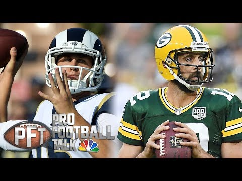 Video: NFL Week 8: Keys to each game I Pro Football Talk I NBC Sports