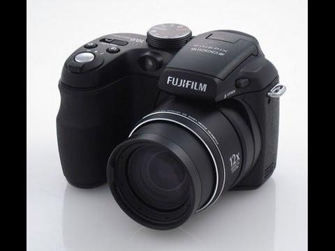 FUJIFILM FINEPIX S100fd 10MP