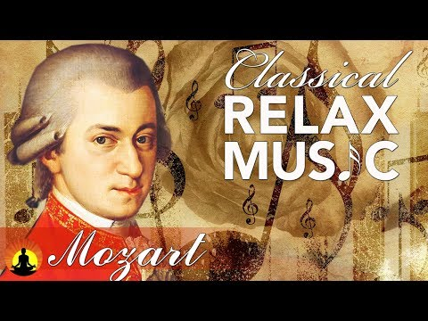 Music for Stress Relief, Classical Music for Relaxation, Instrumental Music, Mozart, ♫E092 (видео)