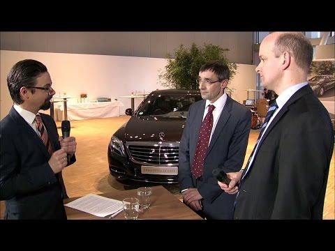 Expert-Talk: Autonomes Fahren bei Mercedes-Benz