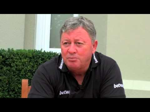 """Tom Watson will make them play as a team"" Ian Woosnam"