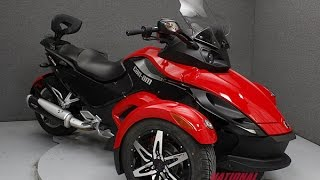 5. 2009  CAN AM  SPYDER GS SE5  - National Powersports Distributors