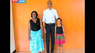 The Chamwada Report - Episode 61 - [Part 2] - Acrobat Wendy Waeni meets President Kagame