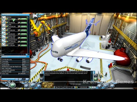 Airline Tycoon 2 gameplay