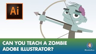 For my latest tutorial I'm going back to my roots as a zombie teacher. This time I'm trying to teach one of my very best student's Adobe Illustrator. This isn't just any zombie, he's one of the most artistically gifted zombies I've ever taught.Get the course for $10 here:https://www.udemy.com/teaching-zombies-adobe-illustrator/?couponCode=ZOMBYOUTUBE01-----------------------------------------------------GET MY PROCREATE COURSE FOR $10https://www.udemy.com/drawing-and-painting-on-the-ipad-with-procreate/?couponCode=COMICCOLORINGGET MY INFINITE PAINTER COURSE FOR $10https://www.udemy.com/drawing-on-android-using-infinite-painter/?couponCode=IPYOUTUBE50-----------------------------------------------------My Drawing Gear:Surface Pro 3 - https://alexa.design/2nyx5YGiPad Pro - https://alexa.design/2oSdp1RAdobe Photoshop and Illustrator- http://adobe.comAstropad - http://astropad.com/Procreate - http://procreate.art/Kyle's Brushes for Photoshop - https://www.kylebrush.com/My Video Gear: Camera - iPhone 6 (yeah, I know, but it works)iRig (connects mic to phone): https://alexa.design/2nyE6bNMic: Audio-Technica ATR2100-USB: https://alexa.design/2oYRZQnGrip tight phone mount: https://alexa.design/2nyFyLtRing Light: https://alexa.design/2orOaThTiny lil tripod thingy: https://alexa.design/2nW3fIFMy Twitter: https://twitter.com/bradcolbowMy Patreon: https://www.patreon.com/bradcolbowMy Drawing and video gear: http://bradcolbow.com/mygear/Sign up for the newsletter:http://whichdrawingtablet.com/newsletter-signup/