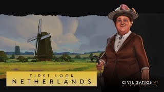 Video Civilization VI: Rise and Fall – First Look: Netherlands MP3, 3GP, MP4, WEBM, AVI, FLV Maret 2018