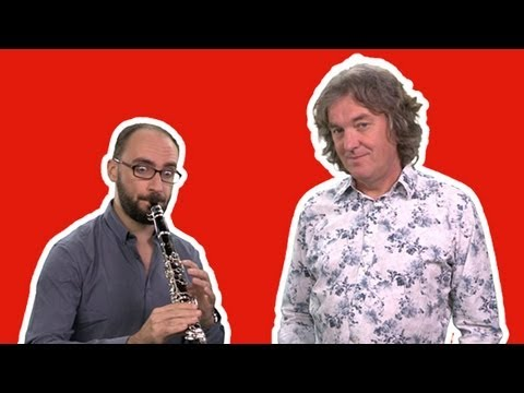 Vsauce special: Can music make you smarter? – James May's Q&A (Ep 22) – Head Squeeze