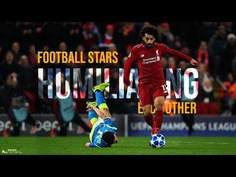 Football Stars Humiliate Each Other 2019 | HD - Thời lượng: 10 phút.