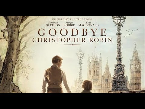 Hollywood Dubbed Hindi Movie || Good-bye | Christopher| Robin | 2017|