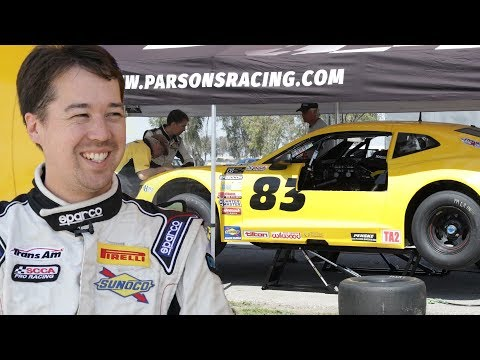 QuickJack Goes Racing - Trans Am Pro Style with Cameron Parsons!