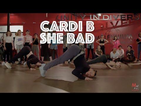 Cardi B & YG - She Bad | Hamilton Evans Choreography